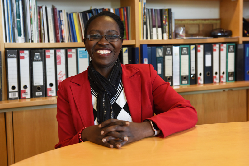 "Professor Caroline Ncube will deliver her inaugural lecture, titled: ""The public interest in intellectual property law: African solutions to global challenges"", on Wednesday, 28 March."
