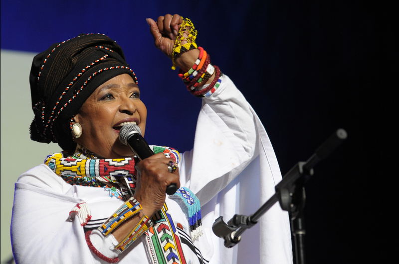 With all her complexities, Winnie Madikizela-Mandela will be remembered for her exceptional fighting spirit, activism and for being a symbol of promise for a liberated future.