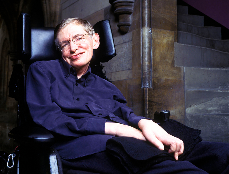 "Stephen Hawking, who passed away on 14 March, was remembered by his long-time friend and collaborator, Emeritus Distinguished Professor George Ellis, in a moving tribute held in the RW James Building. <strong>Photo</strong> <a href=""https://www.flickr.com/photos/lwpkommunikacio/13774836353"" target=""_blank"">Flickr</a>."