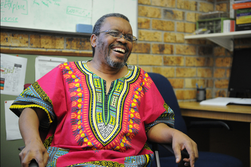 After 14 years at UCT, Prof Mqhele Dlodlo will be leaving the institution.
