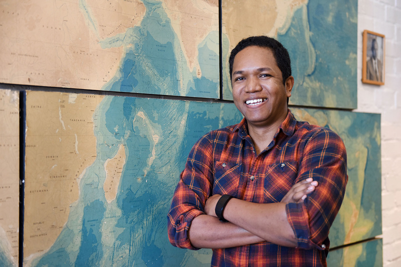 PhD candidate and physical oceanographer Juliano Ramanantsoa's paper reveals details of the new ocean current that he and his co-authors discovered off south-west Madagascar, his home island.