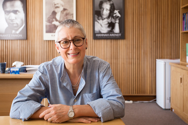 UCT's new Deputy Vice-Chancellor for Teaching and Learning, Assoc Prof Lis Lange.