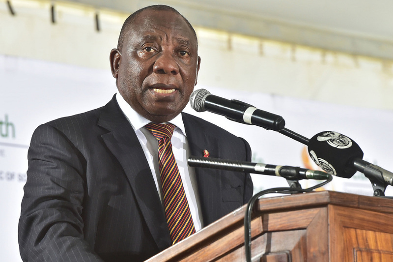Patience might be running out for South African President Cyril Ramaphosa.