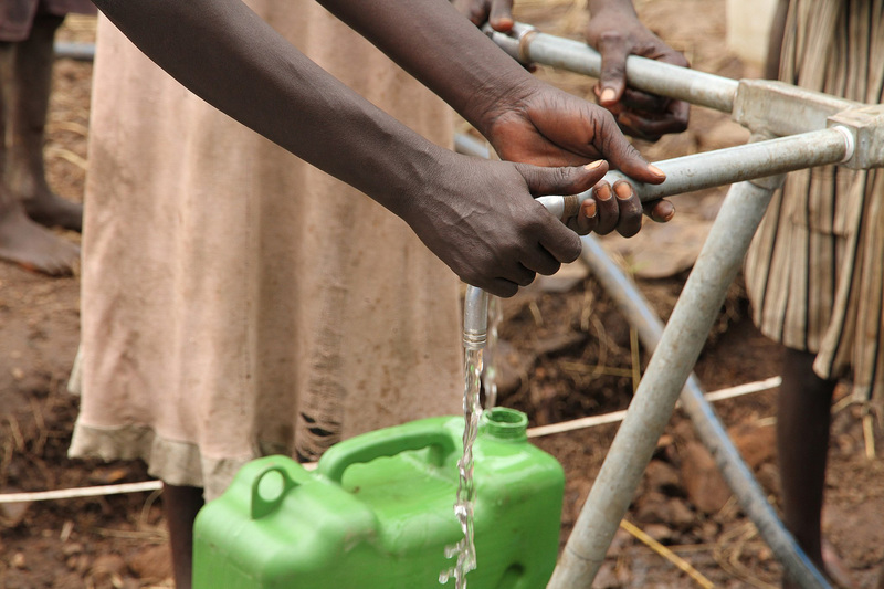 Good water management is a shared responsibility that necessitates upskilling of local communities.