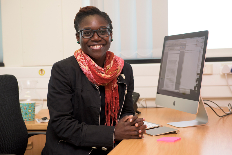 She enjoyed huge opportunities for growth and learning at UCT, says Assoc Prof Tolullah Oni.
