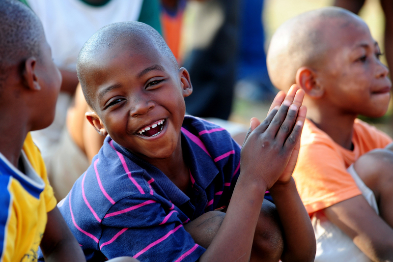 South Africa needs to invest more in early childhood development.