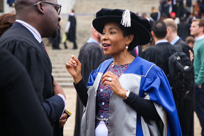 "Prof Phakeng never thought the VC's job was for ""people like me"", but she's accepted the challenge in recognition of the importance of UCT in the higher education space."