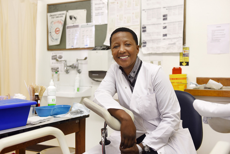 With a mind to professional and self-development, senior lecturer Dr Nomonde Mbatani has joined the Next Generation Professoriate (NGP) programme.