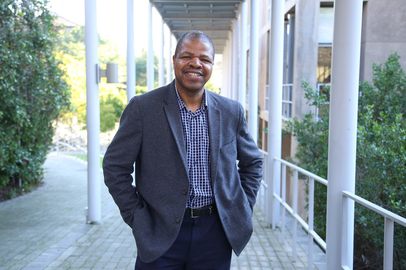 Prof Mbulungeni Madiba leads the Multilingualism Education Project at UCT.