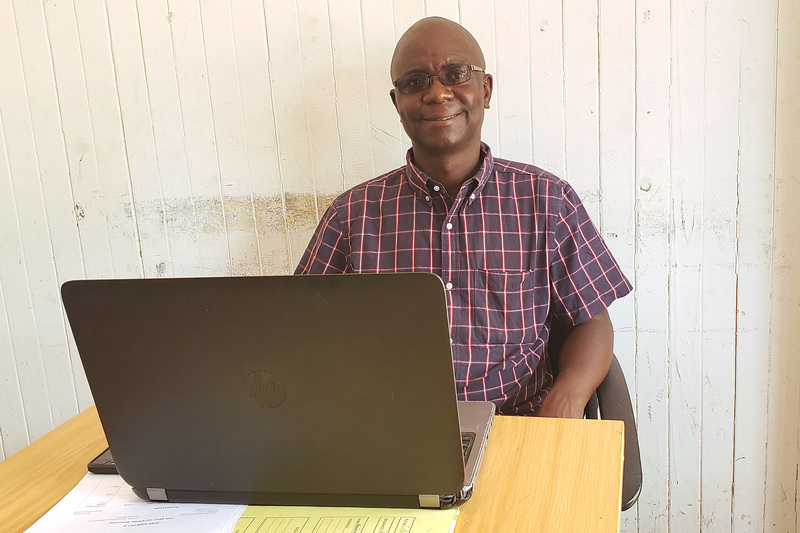 "Witness Kozanayi may be older than the usual PhD candidates, but he says he's proof it's never too late to ""catch up""."
