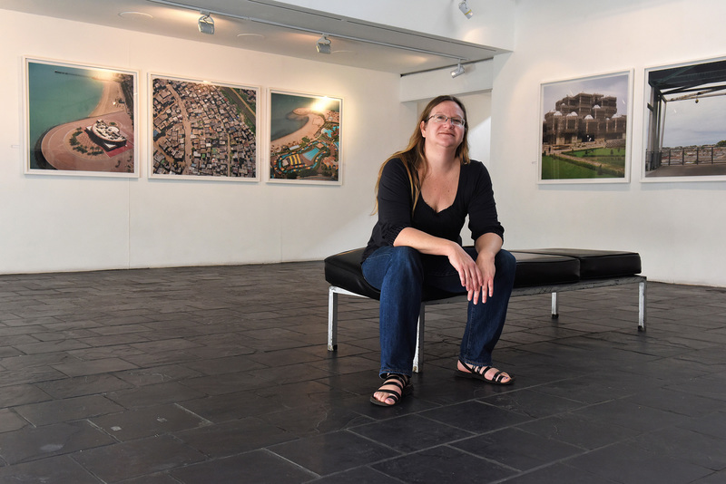 Assoc Prof Svea Josephy's solo exhibition Satellite Cities won a 2018 Creative Works Award.