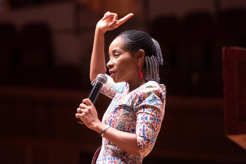 VC Prof Mamokgethi Phakeng tells UCT postgraduate students that having a clear vision of what they would like to achieve in their careers will help them make some of their most important life decisions.