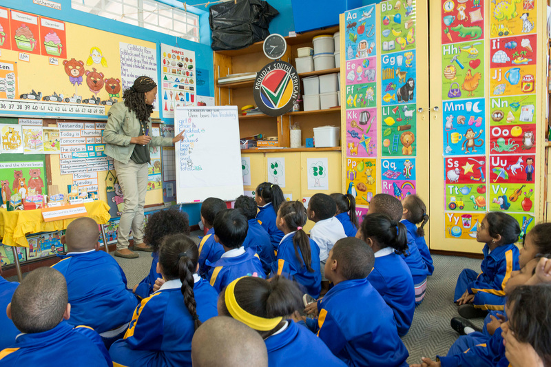 Education expert Professor Mary Metcalfe says improving numeracy and literacy levels among South African children is possible with a combination of sound policies and ensuring institutions are strong enough to deliver them.