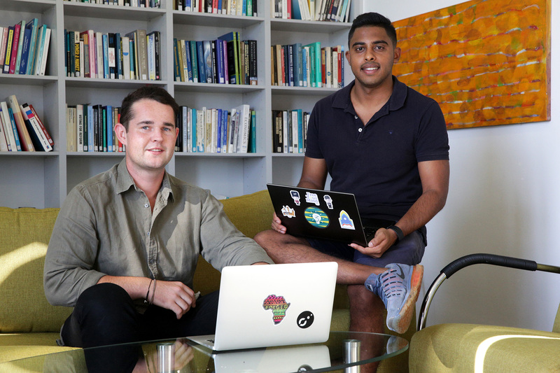 Two of Untapped Culture's co-founders, Dean Adams and Darshil Ramchander, share their long-term plans for the start-up.