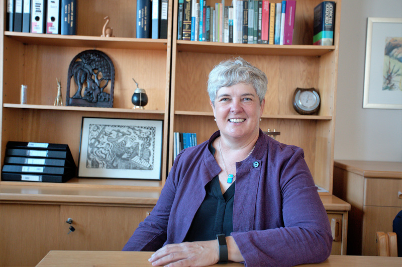Interim Dean of Science Prof Susan Bourne, who has been honoured with a prestigious international Distinguished Women in Chemistry award.