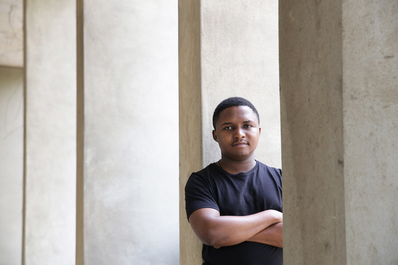 UCT student Caleb Qoyo has beaten the odds to emerge as one of the brightest young economic thinkers in South Africa.