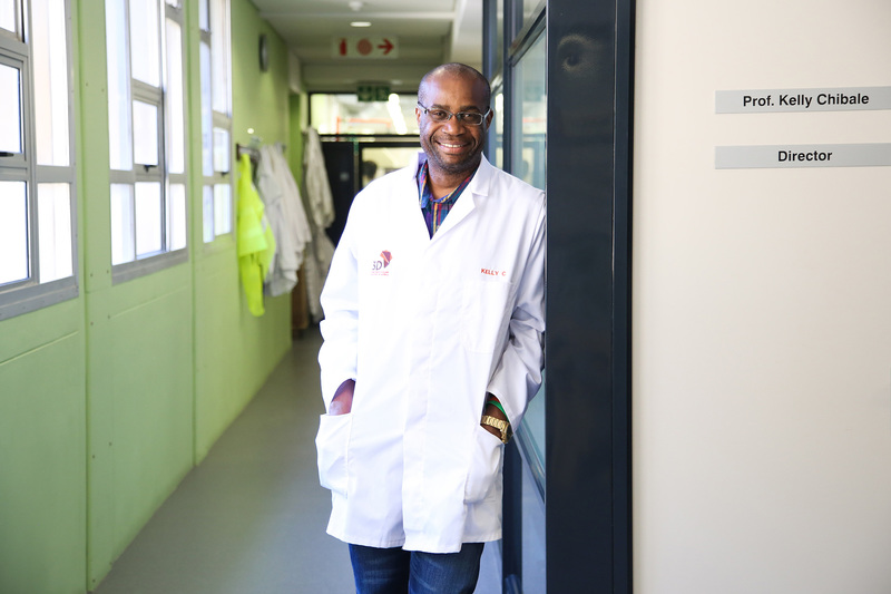 Prof Kelly Chibale, head of UCT's Drug Discovery and Development Centre (H3D), says it's critical to create jobs in order to arrest the brain drain from South Africa and the rest of the continent.