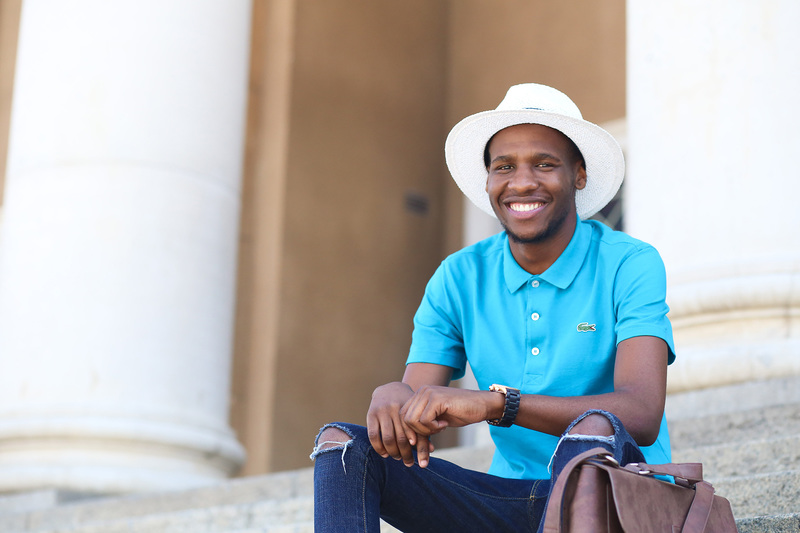 Sanele Mangena says prioritising and investing enough time in your studies is the key to making a success of your degree.