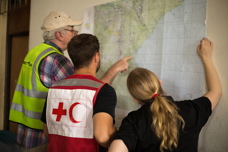 Updated maps are a critical part of emergency response planning in humanitarian disasters such as the one in Mozambique following Cyclone Idai.