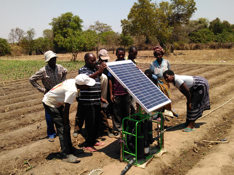 Vitalite has introduced Zambia's first pay-as-you-go (PayGO) solar home system, making electricity affordable at much lower income levels.