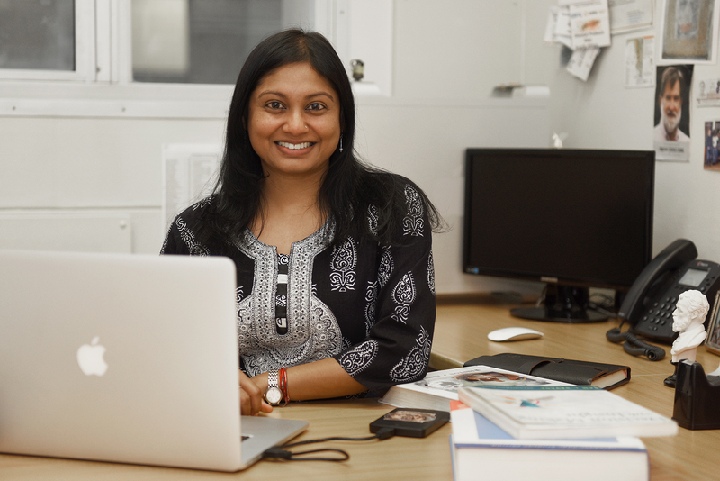 Dr Sheetal Silal is one of three UCT researchers presenting at this year's IdeasLab.