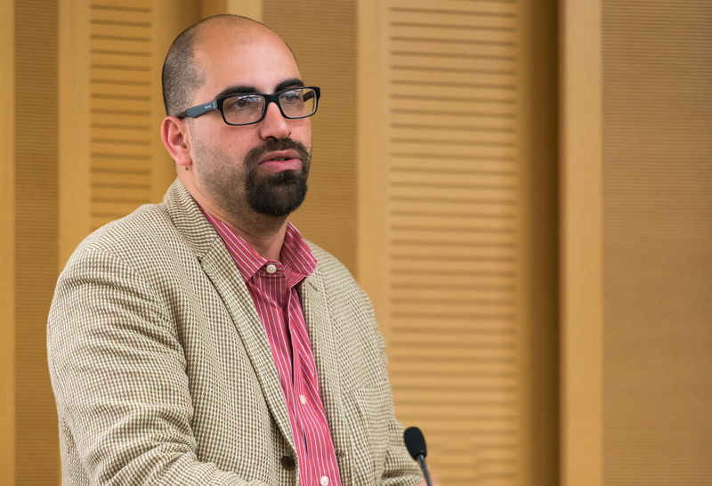 Dr Steven Salaita, who will present the 53rd TB Davie Memorial Lecture on 7 August.