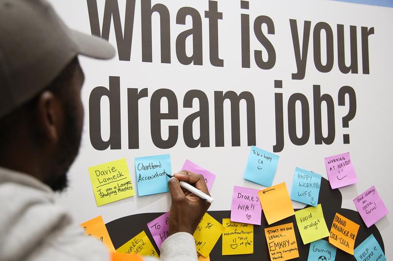 UCT job expo an epic success | UCT News