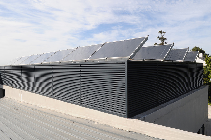 Solar photovoltaic (PV) installations on rooftops and parking areas around UCT's campus is just one of the options the university is considering to ensure a more energy sustainable campus.