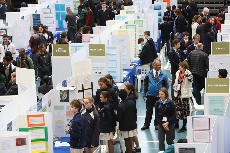 The Cape Town Eskom Expo for Young Scientists is an opportunity for learners to realise that innovative ideas are not only born and carried out at university. It can all start before that in the classroom.