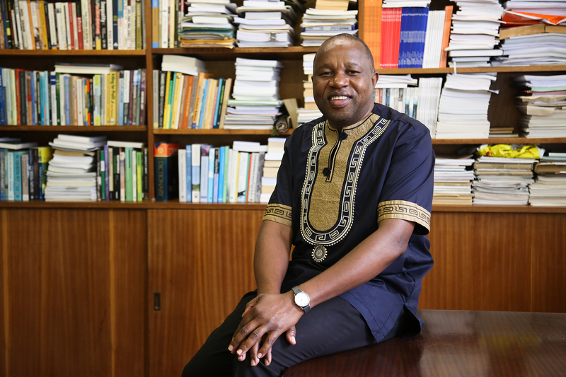 "Six months into his deanship in the Faculty of Science, Prof Maano Ramutsindela says ""we do some fine science"" at UCT."
