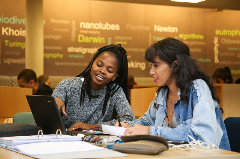 Studying with classmates or in a group can be very effective as you will gain insights from one another. Remember the Hlanganani study area in the UCT Library is open 24/7 and provides group study rooms.