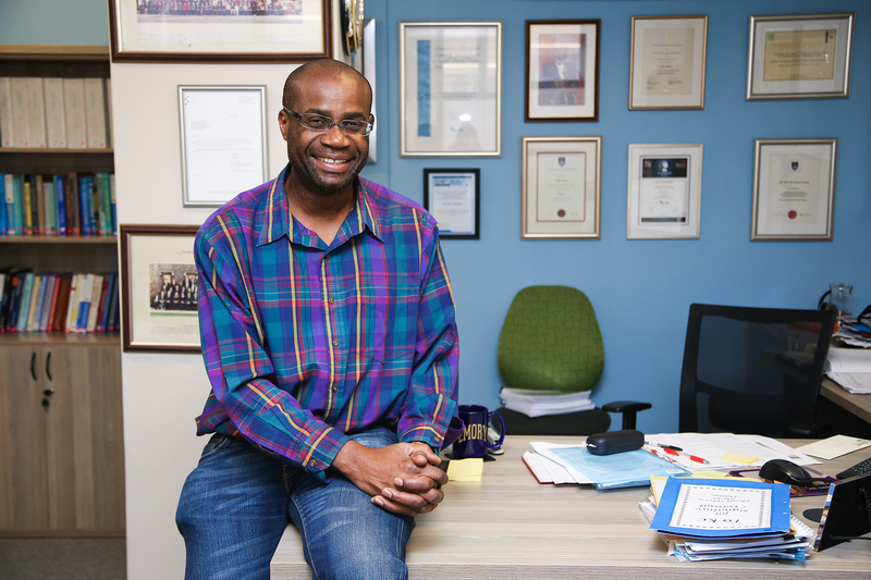 Prof Kelly Chibale, director and founder of the Drug Discovery and Development Centre H3D, is on a drive to highlight the need to create developing research platforms that allow medicines to be customised to the needs of African patients.