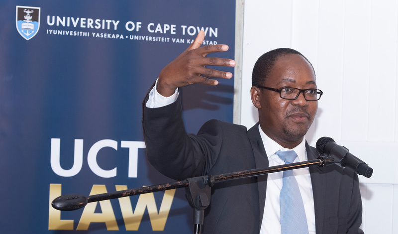 Prof Danwood Chirwa says the faculty needs to work hard to become more inclusive and diverse in all respects.