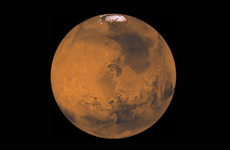 "The Mars One mission will explore the suitability of Mars as a second home for humanity. <b>Photo </b><a href=""https://photojournal.jpl.nasa.gov/catalog/?IDNumber=pia00407"" target=""_blank"">NASA</a>."
