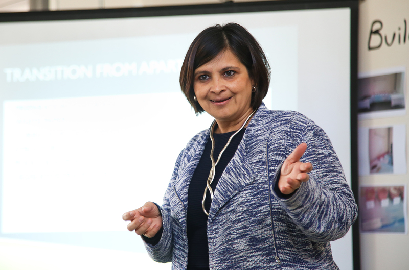 Responding to GBV in higher education needs accountability from government, and staff and students at universities, says UCT Council member Nazeema Mohamed.