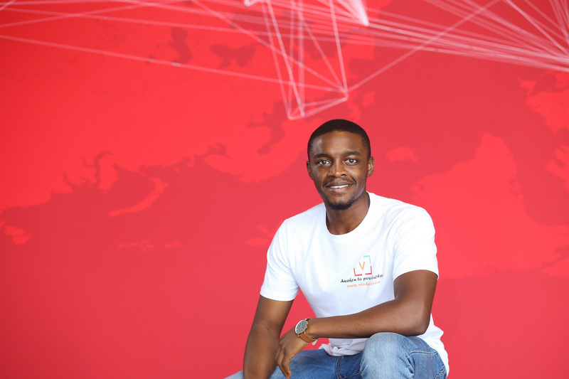 UCT student and Vhuka co-founder Kennedy Muranda tells UCT News how his business platform benefits cash-strapped students.