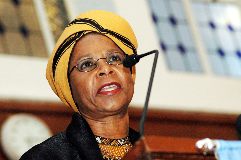 Alumna and former vice-chancellor Dr Mamphela Ramphele has launched a new political party.