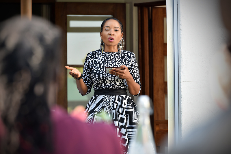 VC Prof Mamokgethi Phakeng urged new academics to take up the challenge to make students succeed.