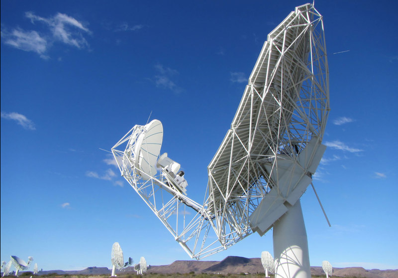 These observations of black hole ejections demonstrate the incredible power of the MeerKAT radio telescope array in SA, said Prof Patrick Woudt.