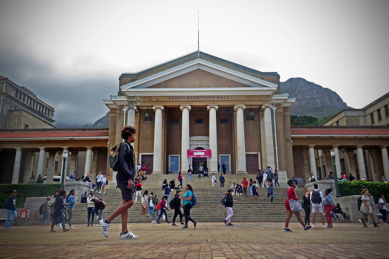 UCT remains one of the top destinations in the world to learn about and research development studies.