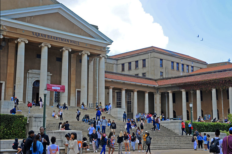 UCT ranked 26th in the THE's top universities led by women.