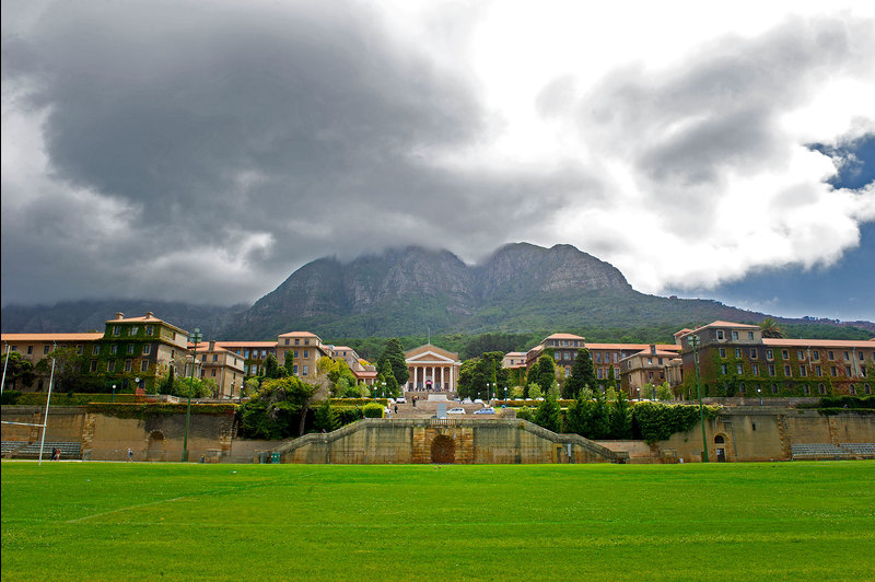 UCT aims to be a net zero carbon campus by 2050.