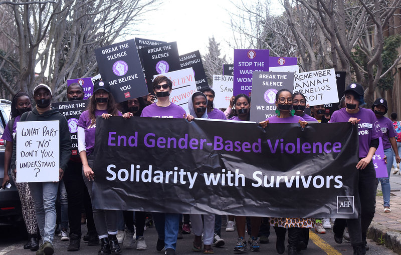 Support for survivors of rape, sexual assault, sexual harassment and all forms of discrimination and marginalisation, is now available online through the Survivors Support Group.