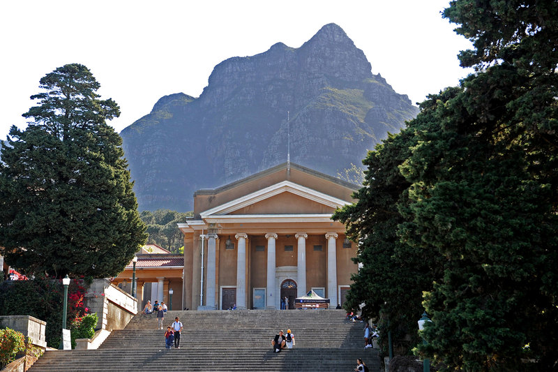 The Center for World University Rankings ranked UCT as 268th in the world.