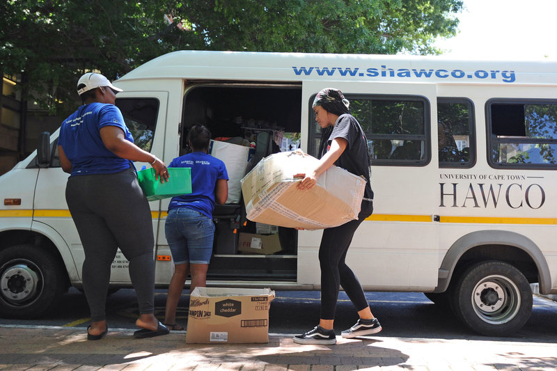 SHAWCO Health is one of the branches of SHAWCO, UCT's student-run non-profit community outreach organisation.