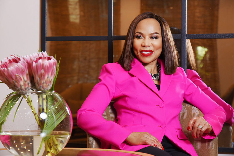 UCT Chancellor Dr Precious Moloi-Motsepe wrote about what inspired her to become a doctor, her struggles and the importance of ubuntu. <b>Photo</b> Supplied.