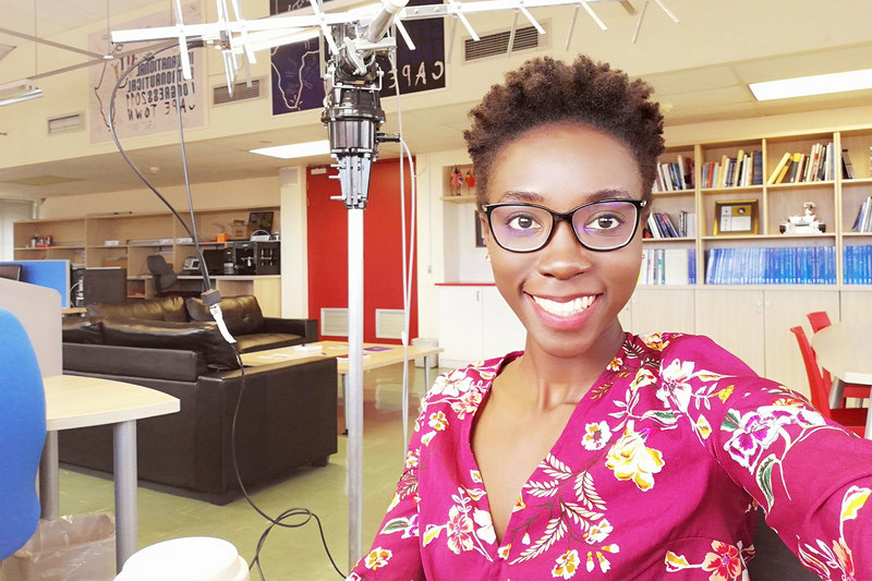 UCT alumnus and space scientist Barbara Ojur speaks about space technology, links to development in Africa and what to leave at home when we travel the galaxy.