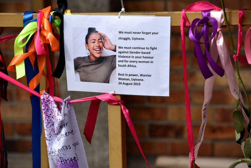 A webinar on GBV was held in commemoration of the death of first-year UCT student Uyinene Mrwetyana.