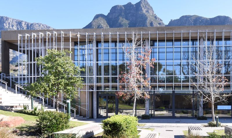 UCT is committed to becoming a net-zero-water campus by 2050. <b>Photo</b> Brenton Geach.