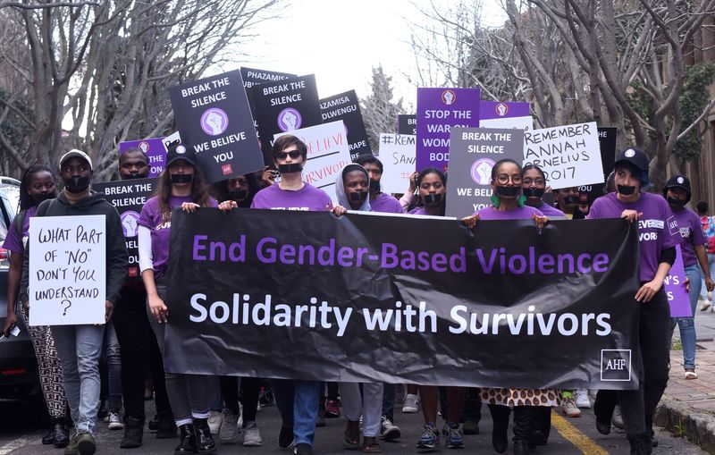 Contributing to the end of GBV is about ensuring those working to support survivors and hold perpetrators accountable are equipped, capable and sensitive.